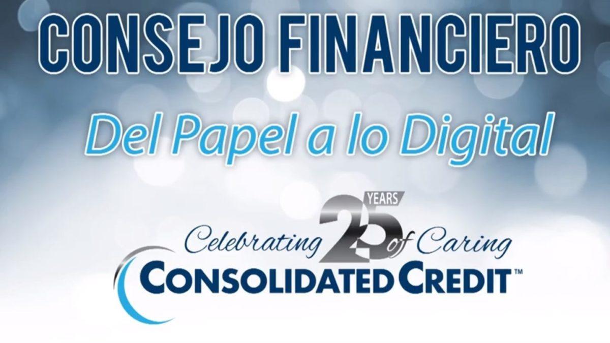 Consejo Financiero: Del Papel a lo Digital