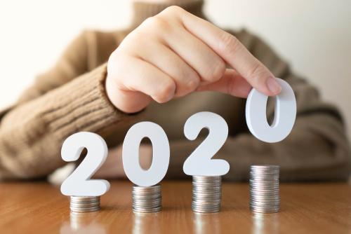 Comience con sus resoluciones financieras