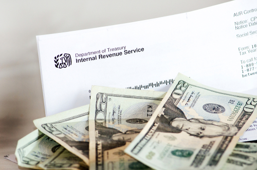 Las cartas del IRS deben responderse de inmediato.