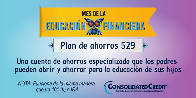 Una cuenta de ahorros especializada que los padres pueden abrir y ahorrar para la educación de sus hijos.