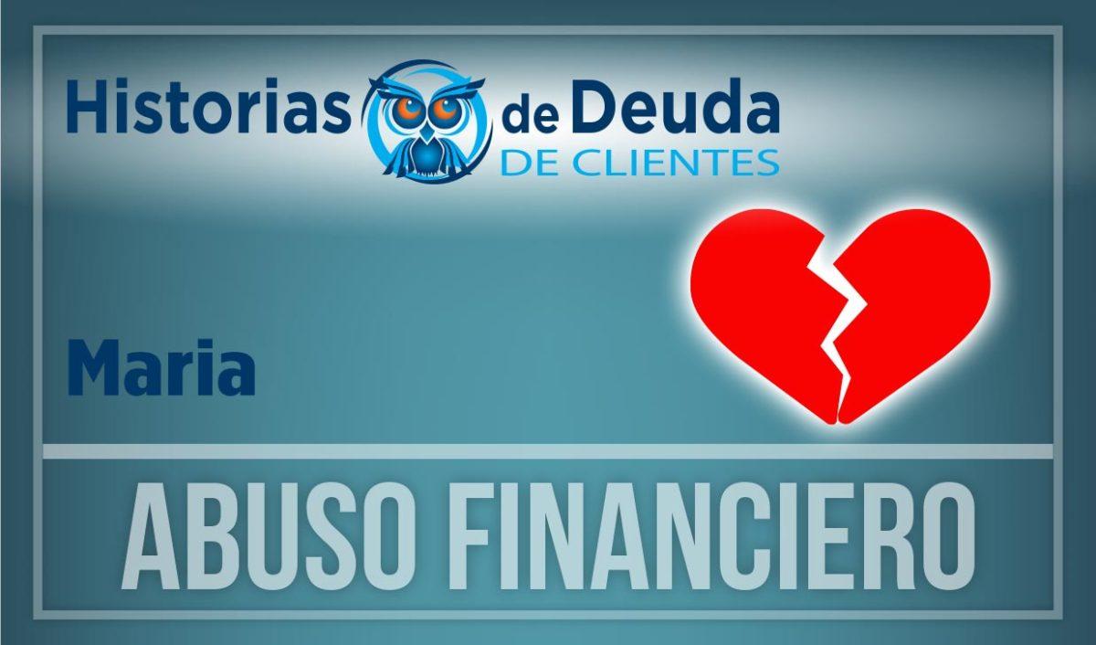 Consolidated Credit se enorgullece de ayudar a María a recuperarse del abuso financiero.