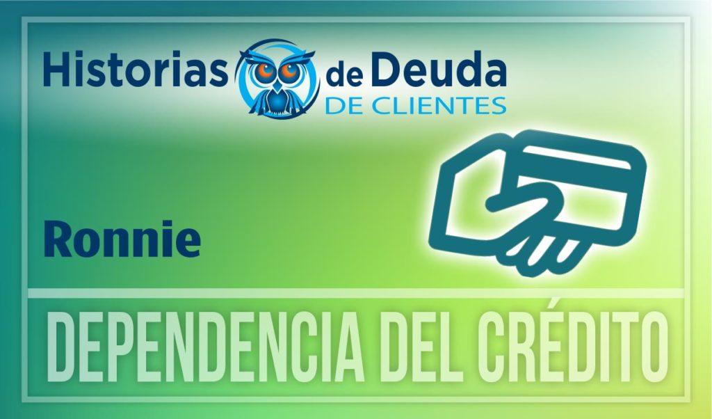 dependencia del crédito