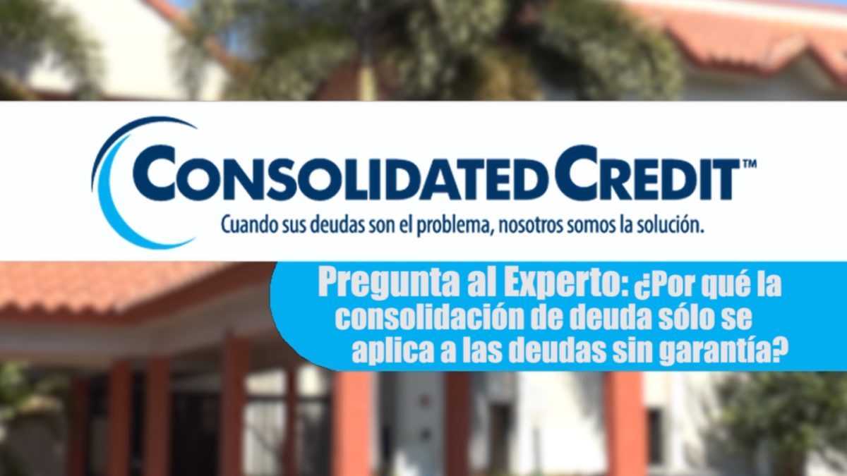 consolidacion deuda sin garantia
