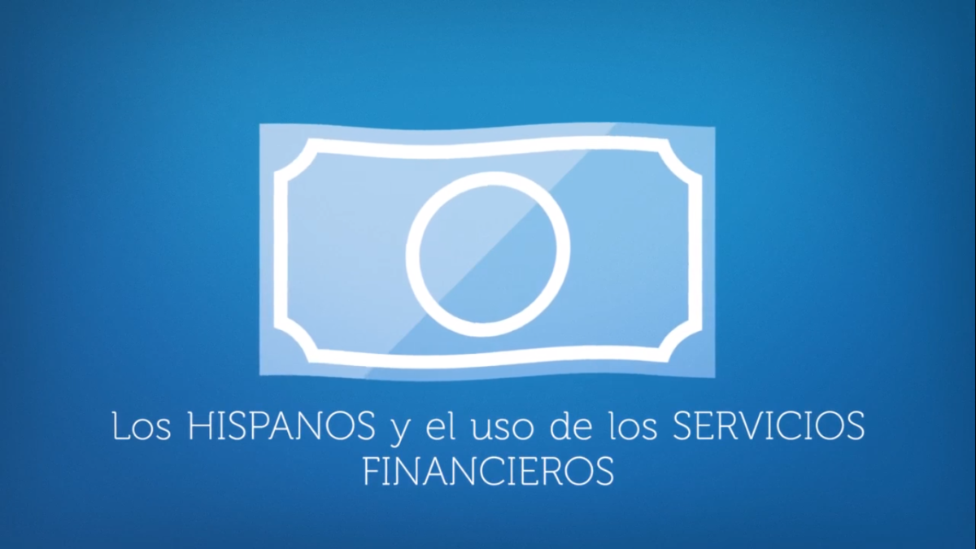hispanos y servicios financieros