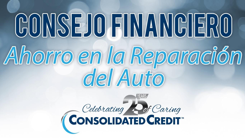 Un vehículo suele ser su segundo activo más grande. Beatriz Hartman explica cómo ahorrar dinero en el mantenimiento y reparación del automóvil.