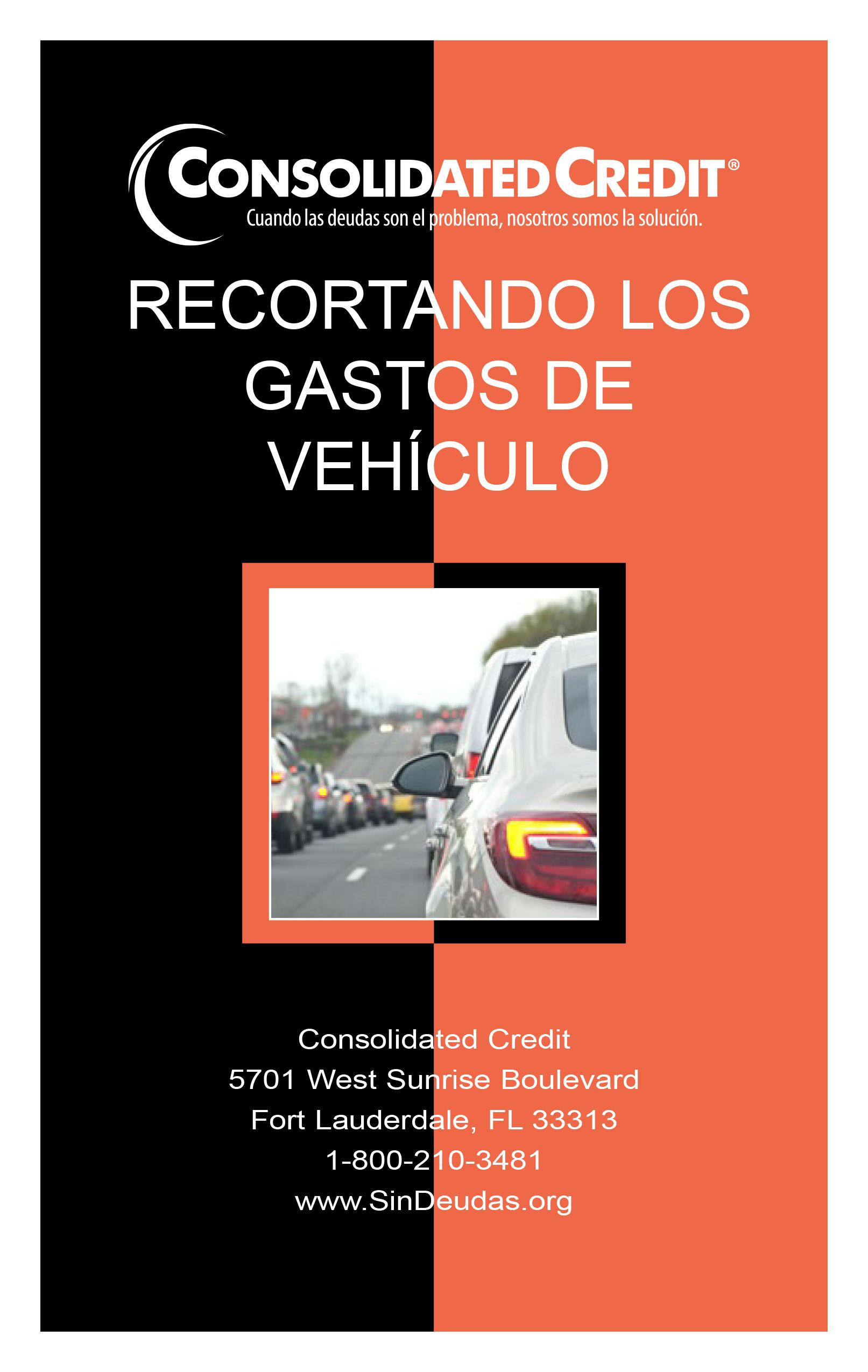 Este folleto explica cómo los consumidores pueden ahorrar dinero en los gastos de vehículo y le ayuda a comprender los errores que debe evitar.