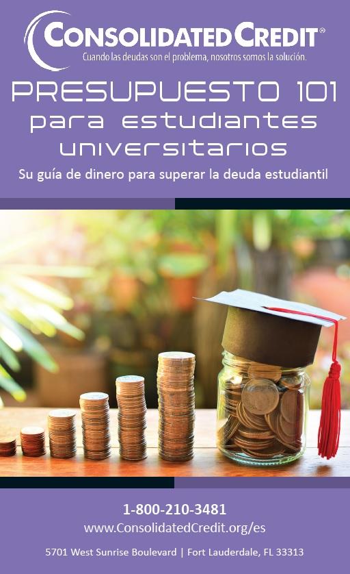 Esta guía de presupuesto 101 le ayuda a desarrollar un presupuesto efectivo mientras va a la universidad y transiciona a la vida adulta.