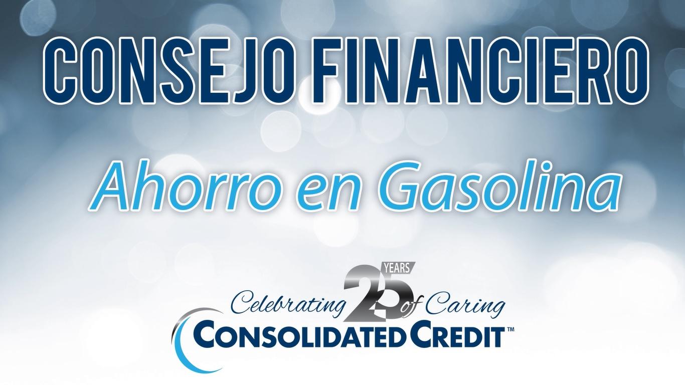 Beatriz Hartman de Consolidated Credit ofrece consejos para obtener mayor rendimiento de su combustible, y de su bolsillo.