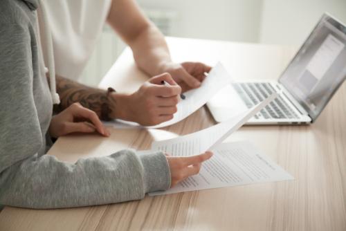 Victoria Orrego explica paso a paso lo que debe hacer si identifica un error en su reporte de crédito.