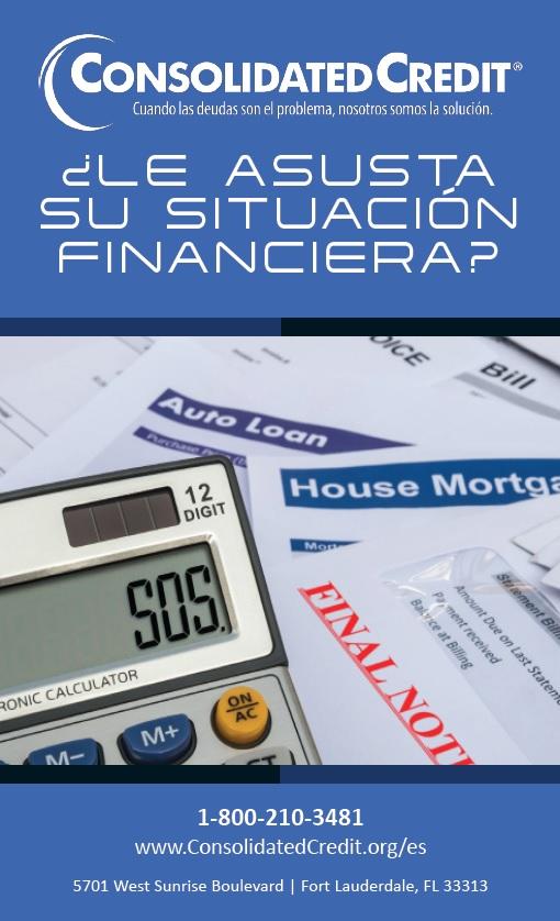 Esta guía le enseña cómo tomar medidas prácticas para mejorar su situación financiera y enfrentar el estrés financiero.