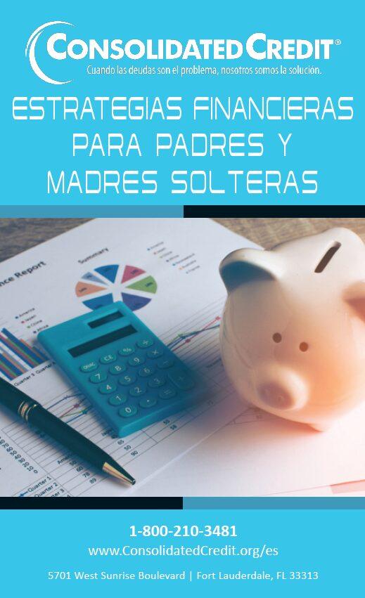 Esta guía puede ayudarle a superar los desafíos que enfrentan los padres y madres solteras cuando se trata de administrar su dinero.