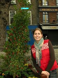Amber in Dublin