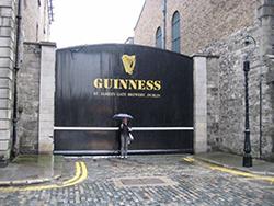Amber Guinness Gate