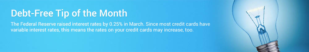 This tip helps you find relief from high interest rate credit card debt