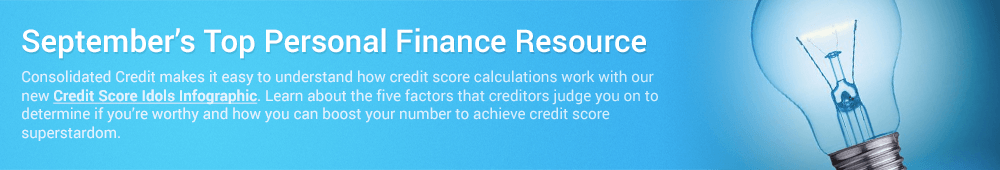 Use this month's financial resource to build a better outlook