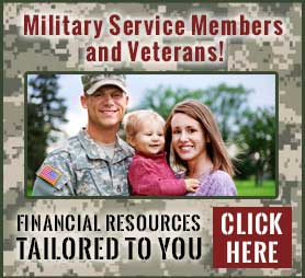 military finacial resources