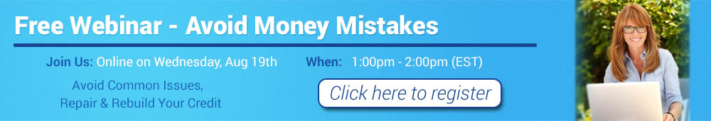 Sign up for this free financial webinar