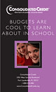 Budgets are Cool to Learn about in School
