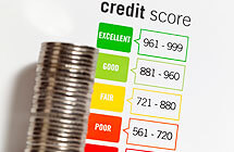 How much is a bad credit score costing you?
