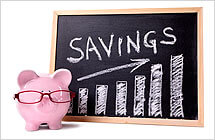 Good savings helps reach your goals
