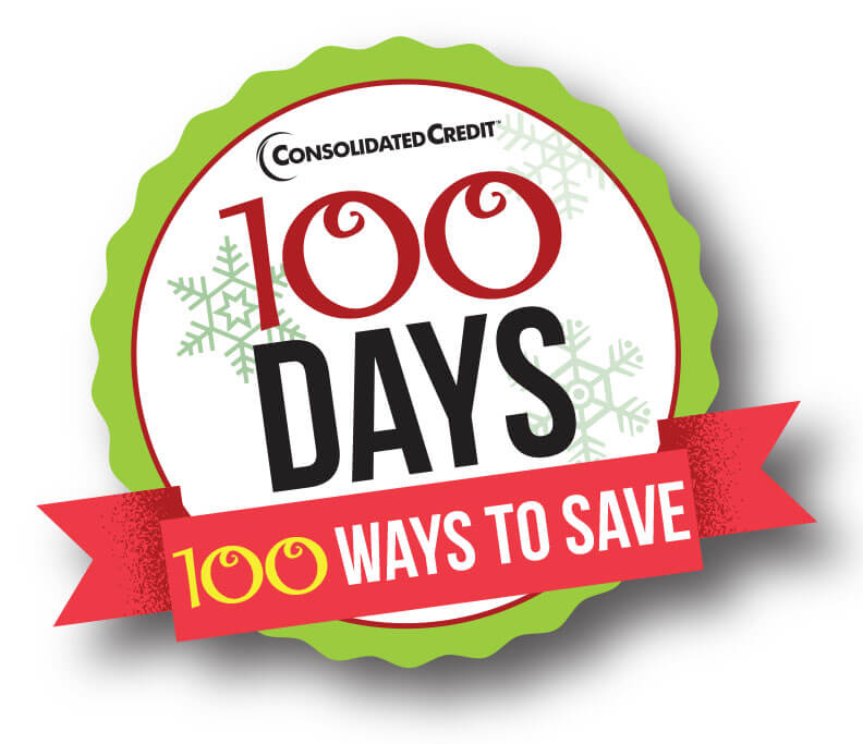 100 Days, 100 Ways to Save Money