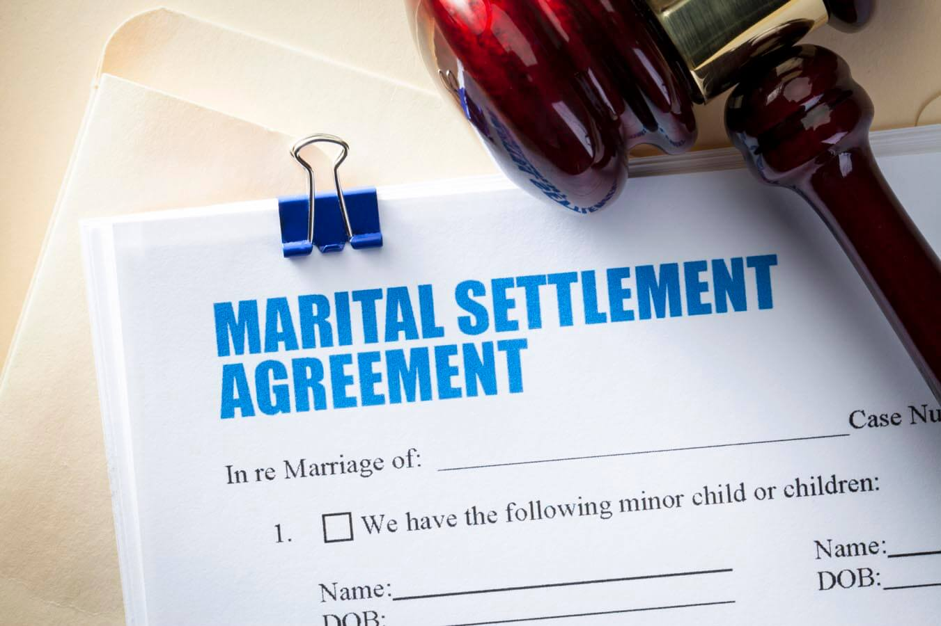 Make sure to take care and close joint accounts after divorce