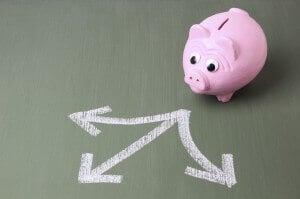 Allocate savings to achieve specific goals