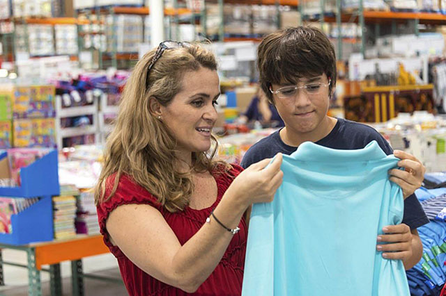 Don't let back to school shopping bust your budget