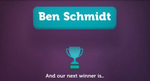 Winning money mantra video from Ben Schmidt