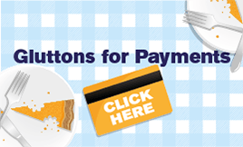 Infographic: Are Your Credit Cards Gluttons for Payments?