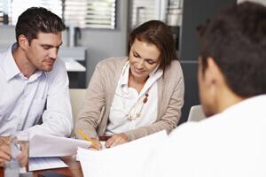 Couple enrolls together in a debt management program