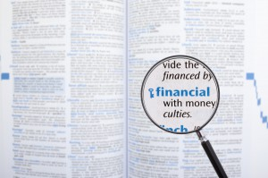 Defining financial literacy
