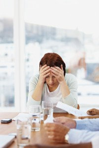 Financial stress is a distraction in the workplace