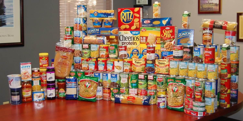 LifeNet4Families 2014 Food Drive