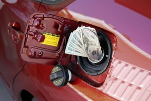 Gas prices impact your budget