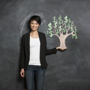 Pledge to help you money grow