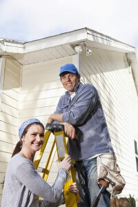 make sure to budget and save for home repairs