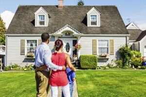 American are optimistic about buying homes
