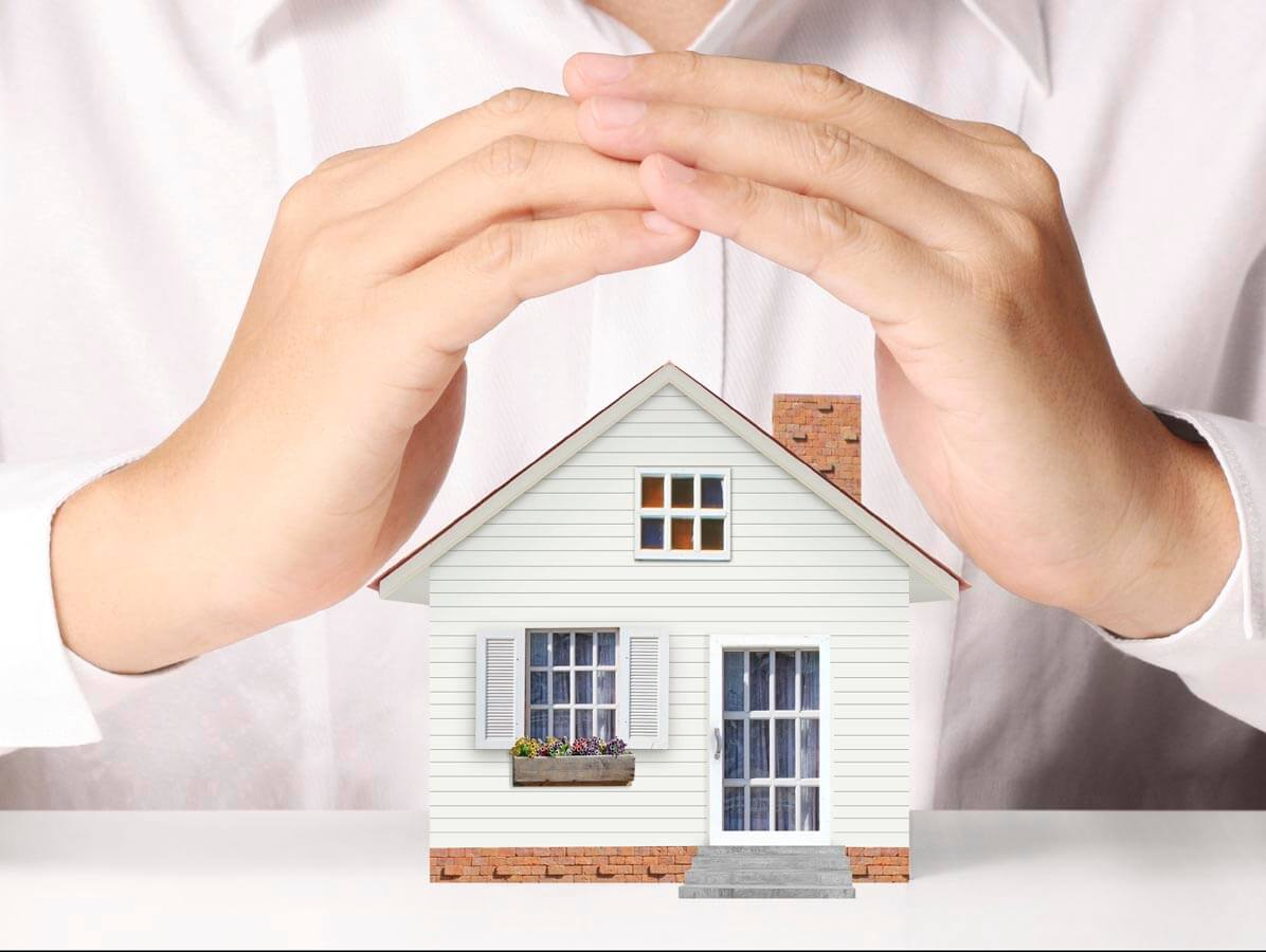 Mortgage insurance protects your home and the lender