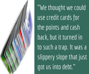 Having the wisdom to recognize a credit card trap