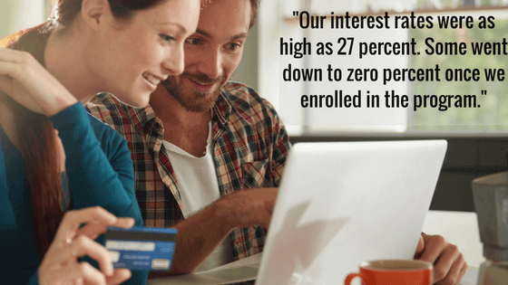 Consolidated Credit helps a special needs family achieve lower interest rates