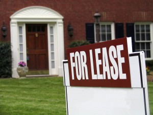 Lease a home with an option to buy