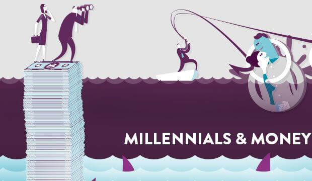Infographic: Millennials and Money
