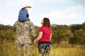 Military families are finding ways to save on leave
