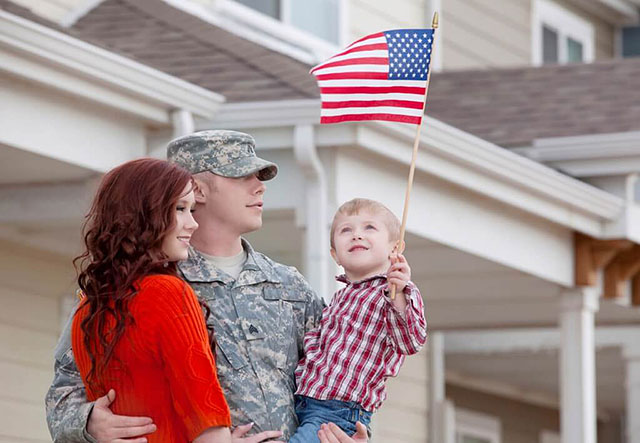 Military Families Transition after Deployment
