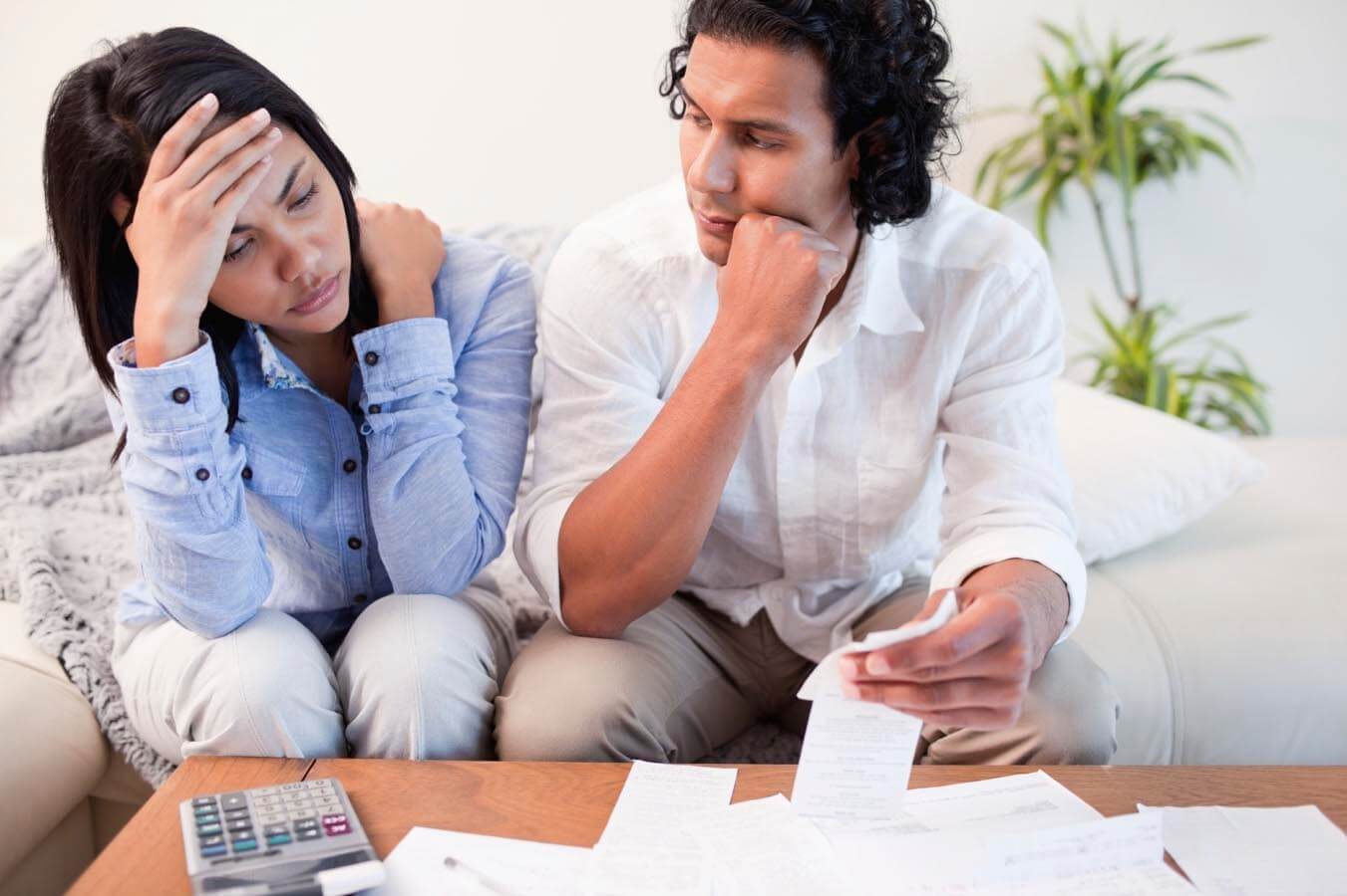 Are you feeling overwhelmed by financial trouble?