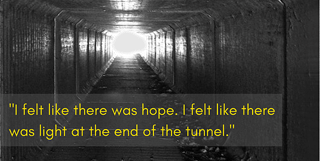 Debt relief gave Renee a light at the end of the tunnel. She went from getting by to getting ahead.