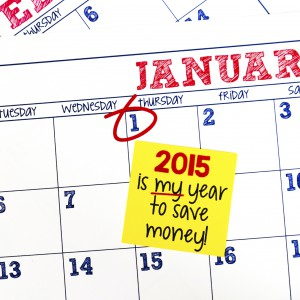 Resolve to save money this year