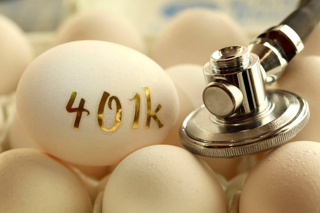 How healthy are your 401k retirement savings?