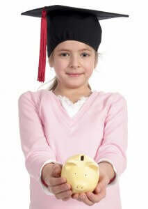 Parents need to save for their childrens education costs